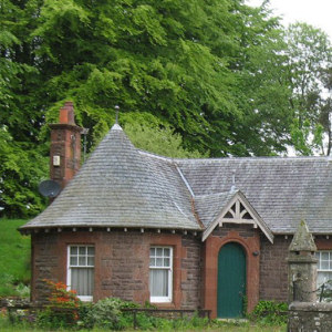 Cromlix Gate Lodge