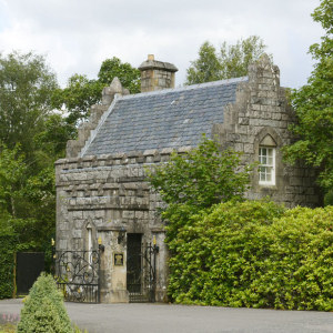 Inverlochy Gate Lodge