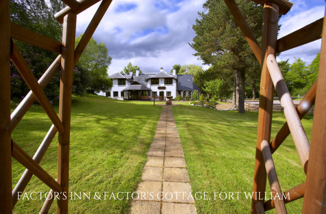 Factor's Inn and Factor's Cottage